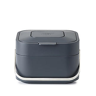 Joseph Joseph Stack 4 Food Waste Caddy with Odour Filter - Graphite alt image 6