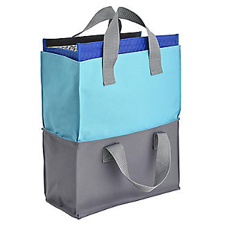 2-in-1 Shopping Trolley Tote Freezer Bag Insert 15L alt image 5