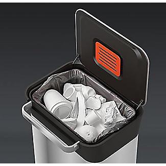 Joseph Joseph Titan Trash Compactor Pedal Bin 30L alt image 2