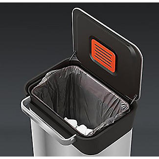 Joseph Joseph Titan Trash Compactor Pedal Bin 30L alt image 4