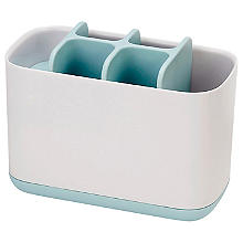 Joseph Joseph EasyStore Toothbrush Caddy Large Blue