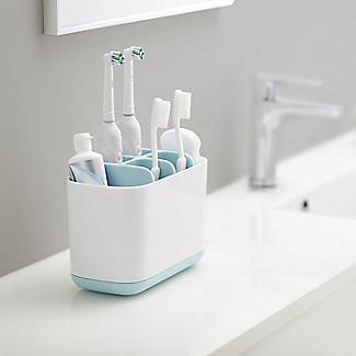 Joseph Joseph EasyStore Toothbrush Caddy Large Blue alt image 5