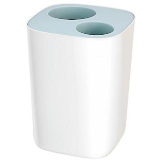 Joseph Joseph Split Bathroom Waste Separation Bin 8L