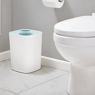 Joseph Joseph Split Bathroom Waste Separation Bin 8L alt image 3