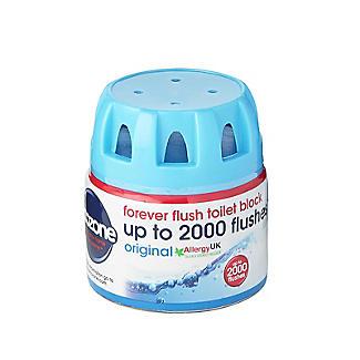 Ecozone Forever Flush 2000 Toilet Cleaner Blocks 2 Pack alt image 3