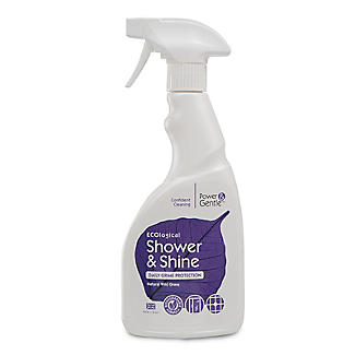 Power & Gentle ECOlogical Shower Shine Daily Cleaner 500ml alt image 1
