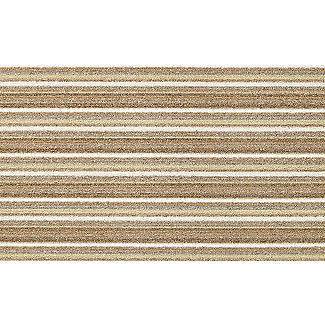 Lakeland Anti-Slip Indoor Door Mat Natural Stripe 50 x 80cm alt image 2