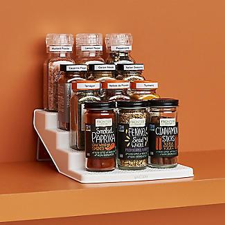 SpiceSteps 12-Jar Spice Bottle Organiser alt image 2