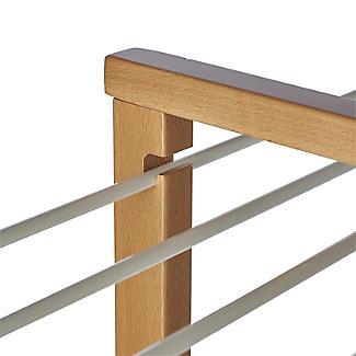 Italian Design Folding Wooden 3-Tier Tower Clothes Airer alt image 7