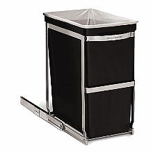 simplehuman Under-Counter Pull Out Waste Bin 30L