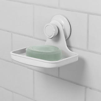 Umbra Flex Gel-Lock Suction Shower Soap Dish alt image 2