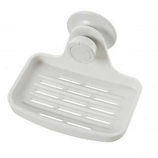 Umbra Flex Gel-Lock Suction Shower Soap Dish alt image 4