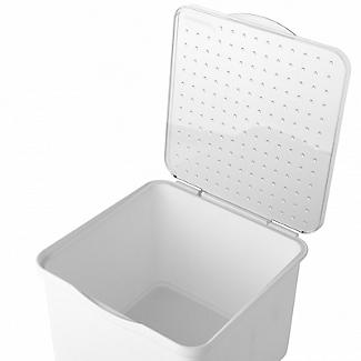 Madesmart Stacking Lid Storage Bin Small 3.2L alt image 3