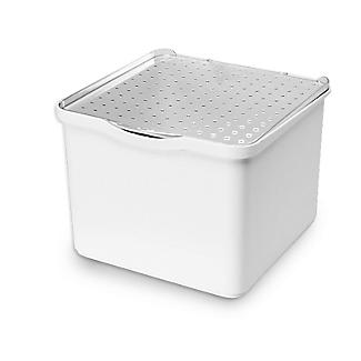 Madesmart Stacking Lid Storage Bin Small 3.2L alt image 8