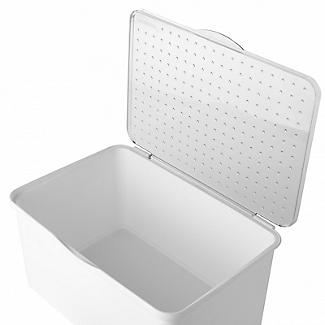 Madesmart Stacking Lid Storage Bin Medium 5L alt image 3