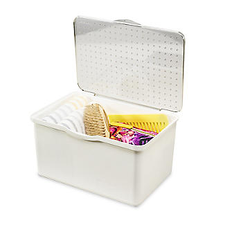 Madesmart Stacking Lid Storage Bin Medium 5L alt image 5