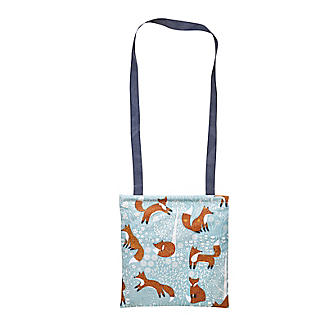 Foraging Fox Oilcloth Peg Bag alt image 2