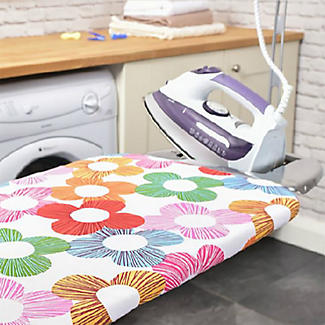 Bright Blooms Ironing Board alt image 3