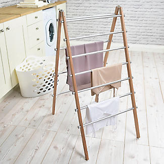 Lakeland Modern Folding Laundry Ladder alt image 2