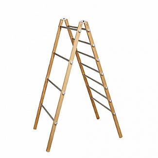 Lakeland Modern Folding Laundry Ladder alt image 3