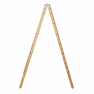 Lakeland Modern Folding Laundry Ladder alt image 4