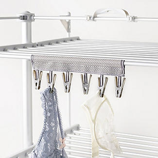 Dry:Soon Deluxe 3-Tier Heated Airer and Full Accessories Offer alt image 10