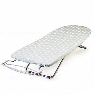 Foppapedretti Italian Folding Tabletop Ironing Board with Storage Bag alt image 7