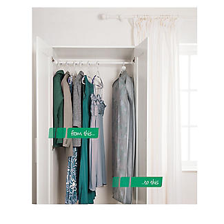 Pack-Mate Extra Extra Long Hanging Vacuum Storage Bag with Cover alt image 7