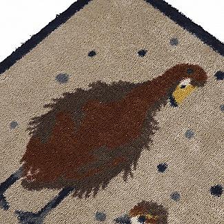 Hug Rug Anti-Slip Indoor Door Mat Duck Family 85 x 65cm alt image 2