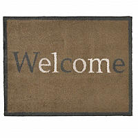 Hug Rug Indoor Door Mat Welcome 85 x 65cm