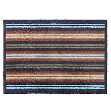 Turtle Mat Indoor Door Mat Amber Stripe 85 x 59cm
