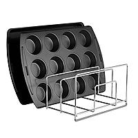 Lakeland Chrome Plated Bakeware Organiser