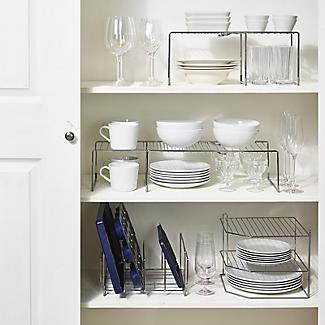 Lakeland Adapt A Shelf Extendable Storage Shelf Large alt image 2