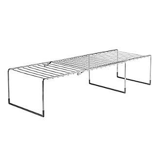 Lakeland Adapt A Shelf Extendable Storage Shelf Large alt image 3