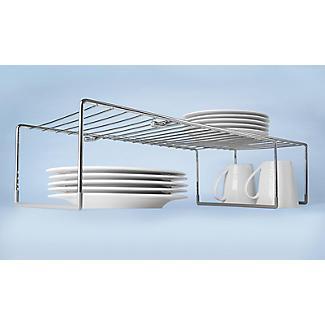 Lakeland Adapt A Shelf Extendable Storage Shelf Large alt image 7