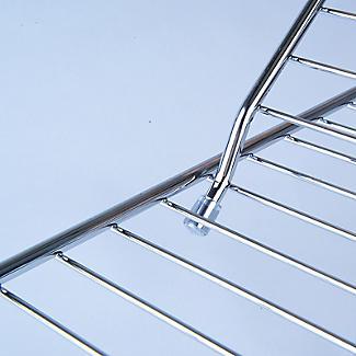 Lakeland Adapt A Shelf Extendable Storage Shelf Large alt image 8