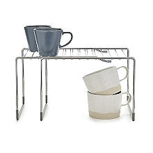 Lakeland Adapt A Shelf Extendable Storage Shelf Compact