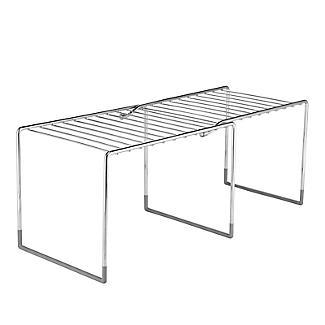 Lakeland Adapt A Shelf Extendable Storage Shelf Compact alt image 3