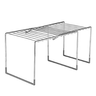 Lakeland Adapt A Shelf Extendable Storage Shelf Compact alt image 6