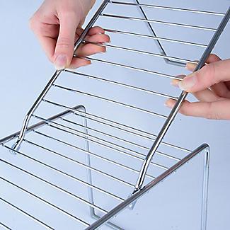 Lakeland Adapt A Shelf Extendable Storage Shelf Compact alt image 7