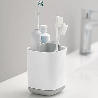 Joseph Joseph EasyStore Toothbrush Caddy Grey alt image 2