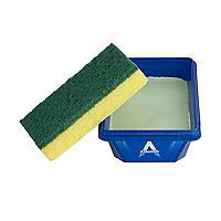 Astonish Dish & Pan Cleaner & Sponge 250g