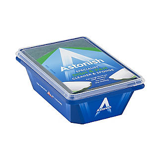 Astonish Dish & Pan Cleaner & Sponge 250g alt image 3