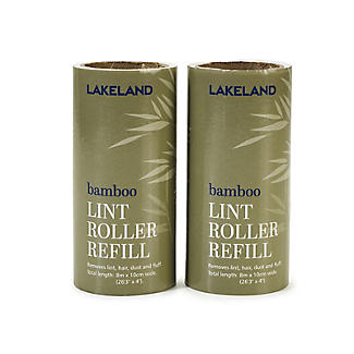 2 Lint Roller Refills – fit our Bamboo Lint Roller