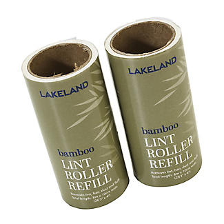 2 Lint Roller Refills – fit our Bamboo Lint Roller alt image 2