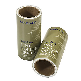 2 Lint Roller Refills – fit our Bamboo Lint Roller alt image 3