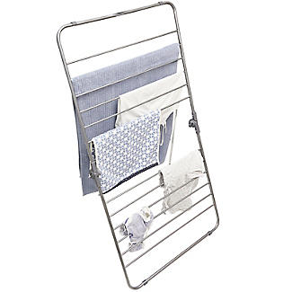 Over-Bath Indoor Clothes Airer Deluxe Grey 7.5m alt image 7