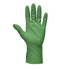 100 Medium Biodegradable Disposable Nitrile Gloves