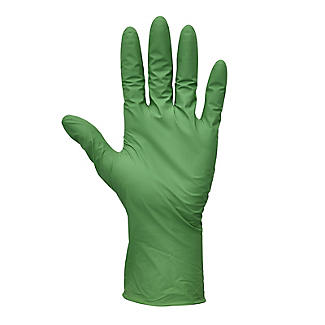 100 Medium Biodegradable Disposable Nitrile Gloves