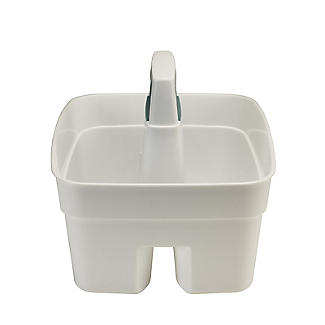 Deep Multipurpose Cleaning Caddy White alt image 4
